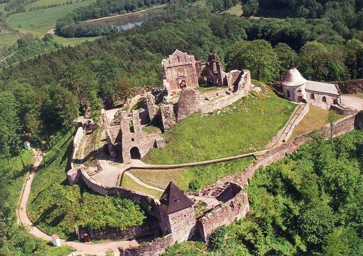 Czech republic - Potštejn Castle