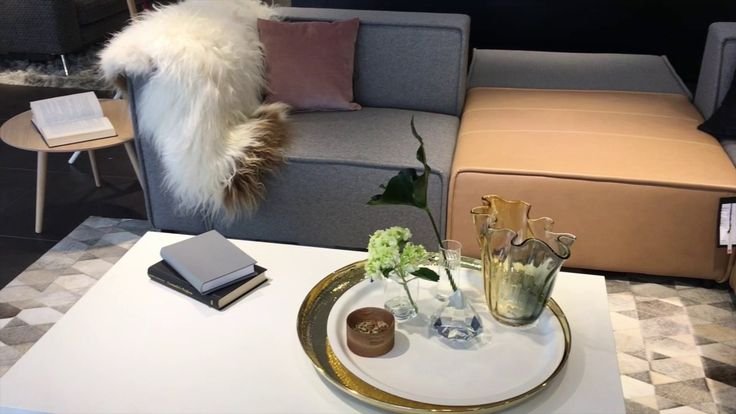 Rubi Coffee Table - Styling and Functionality by BoConcept Sydney