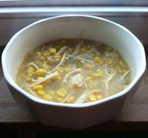 Here in Central PA we love our soups and one of the most popular that comes around every Fall is Chicken Corn Soup. It's a very simple soup that is slightly sweet and salty. An Amish version calls for Rivels which is a small dumpling made with flour and milk. I personally love my soup […]