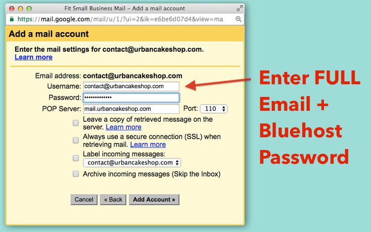 Guide to where you can get a free business email address, and give step by step instructions on how to set up an email for your business.