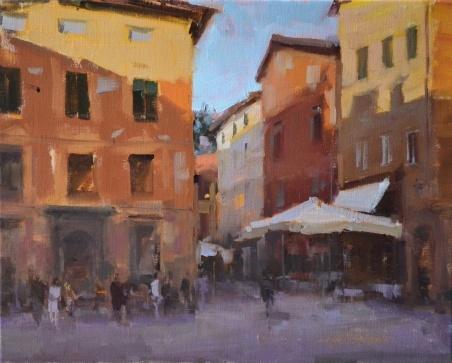 Luce del Mattino  Via Camillo Benso Conte di Cavour, 5 Santa Maria Maggiore Verbano-Cusio-Ossola. Italy by Anne Blair Brown