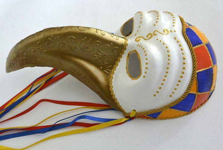 Venetian mask, handmade.