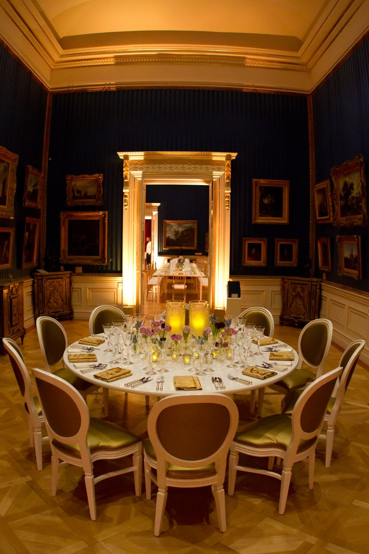 Dining With Rembrandt Table Set Up By The Recipe For Winter Warmer Showcase Dinner
