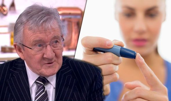 You Can See More: This Mornings Dr Chris urges people to get diabetes tests - cases double in 20 years