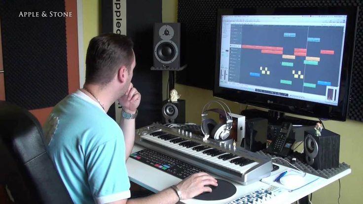"Making of ""SECRET"" Our 3rd single 1,- USD  BUY on : Website - http://www.appleandstone.com"