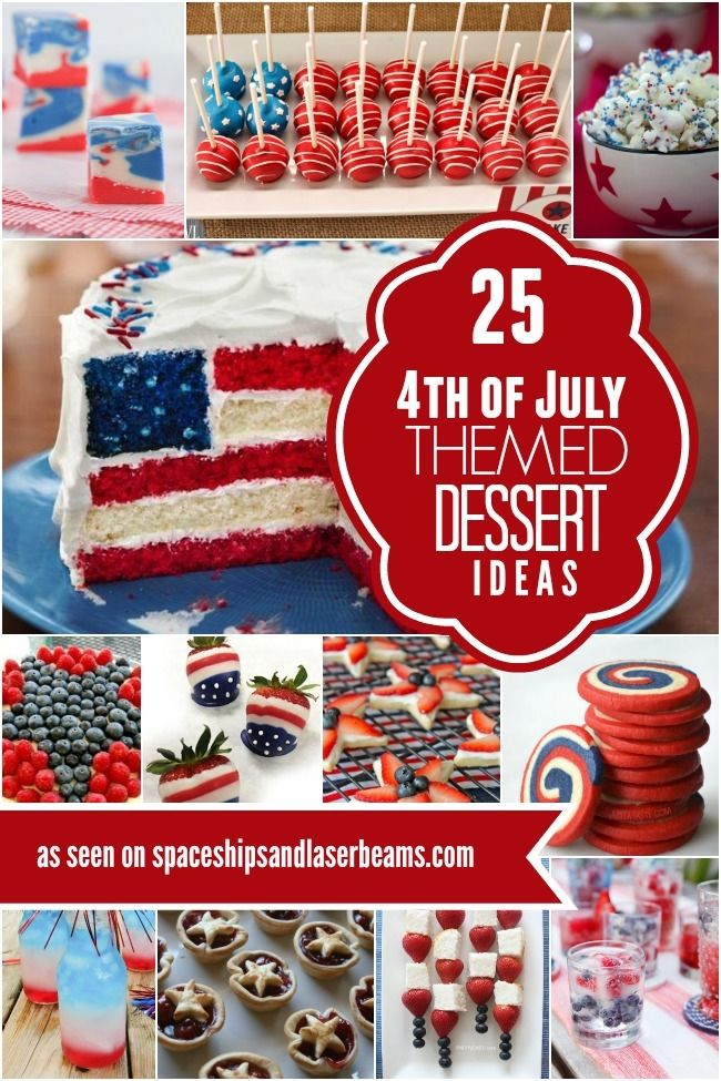 fourth of july themed activities