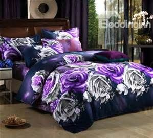 purple bed sets queen home furniture design