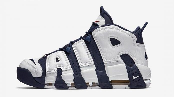 Nike Air More Uptempo (Olympic)