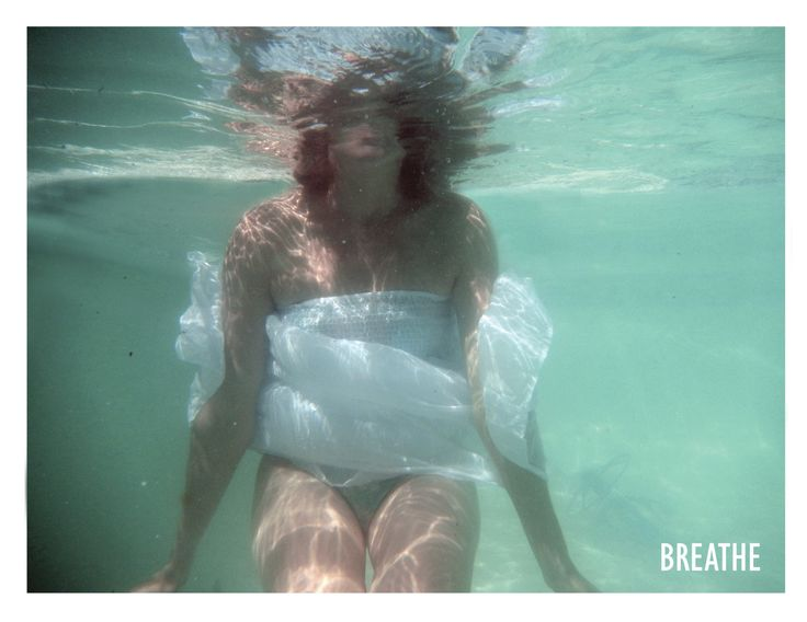A photo from one of my third year projects.  #underwaterphotography