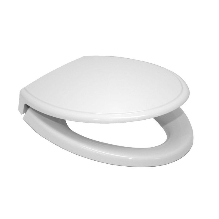 TOTO SS114-01 Transitional SoftClose Elongated Toilet Seat, Cotton White New $49.99