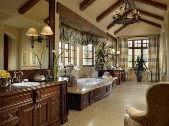 I'll take this bathroom!!! Holy smokes!