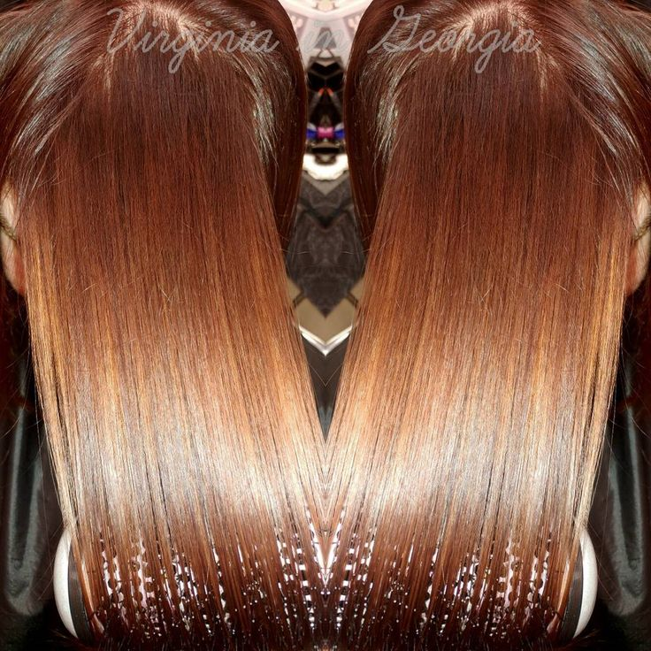 When your mom comes to visit and you see this picture perfect section while blow drying... #fallisinthehair #hairstylist #cutsbyus #cutandcolor #colorist #redken #shadeseq #colorgels #btcpics #btc #behindthechair #modernsalon #olaplex #fallfashion #gorgeous #hairgoals #ilovemyjob #nofilter #redhair #redhairdontcare #ombre #balayage #hairstyle