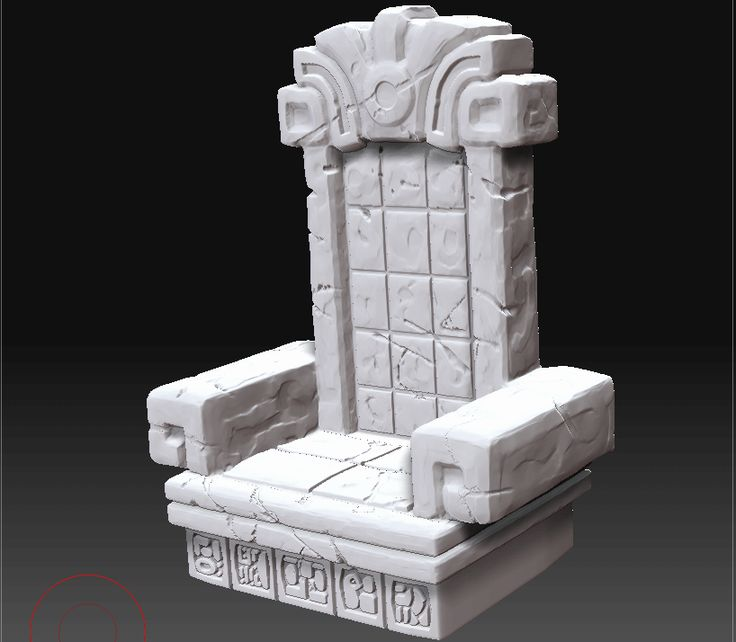 mayan throne - Google Search