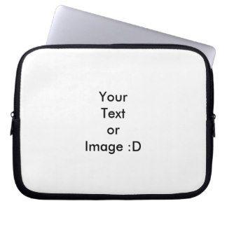 "Personalized Laptop Sleeve 10"""
