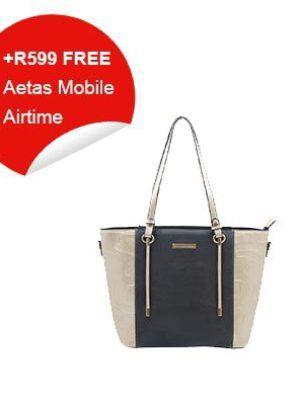 Black&Gold Stylish handbag