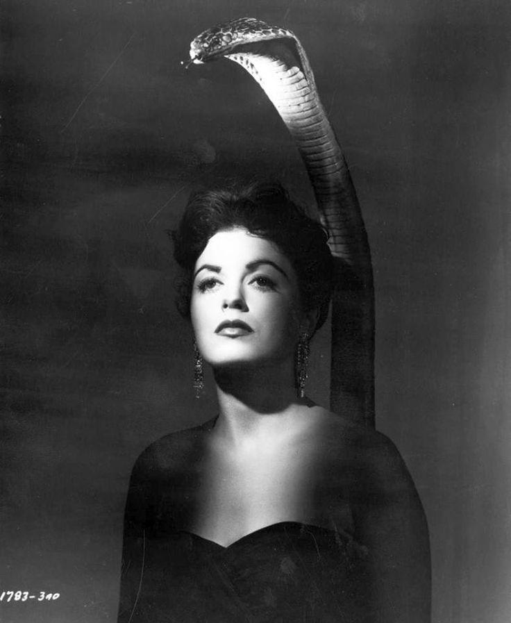 Faith Domergue. Cult of The Cobra (1955).