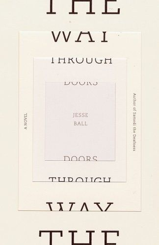 Book / The Book Cover Archive: The Way Through Doors, design by Helen Yentus