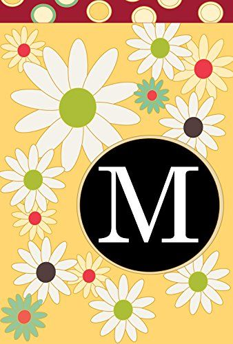 Toland Home Garden Floral Monogram M 12.5 x 18-Inch Decorative USA-Produced Garden Flag Toland Home Garden http://www.amazon.com/dp/B00MHTR5BY/ref=cm_sw_r_pi_dp_yQUYwb1GM1BKR