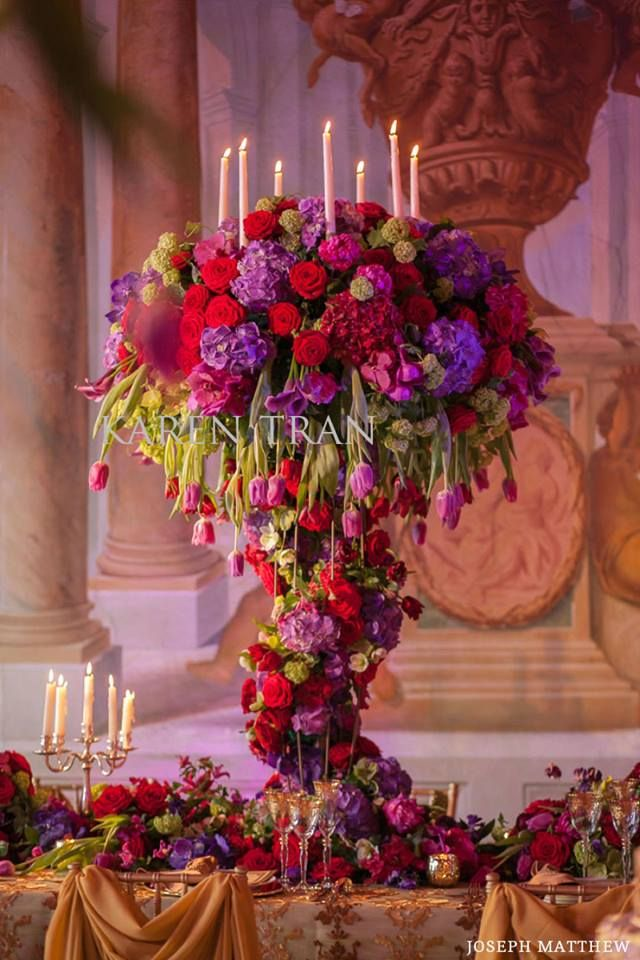 459 best over the top wedding reception flowers images for Best wedding flower arrangements