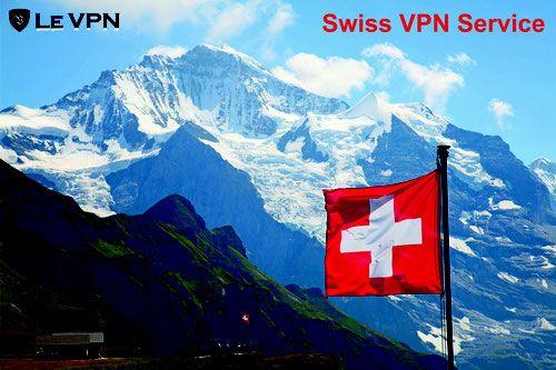 Le VPN die sichere Internetverbindung