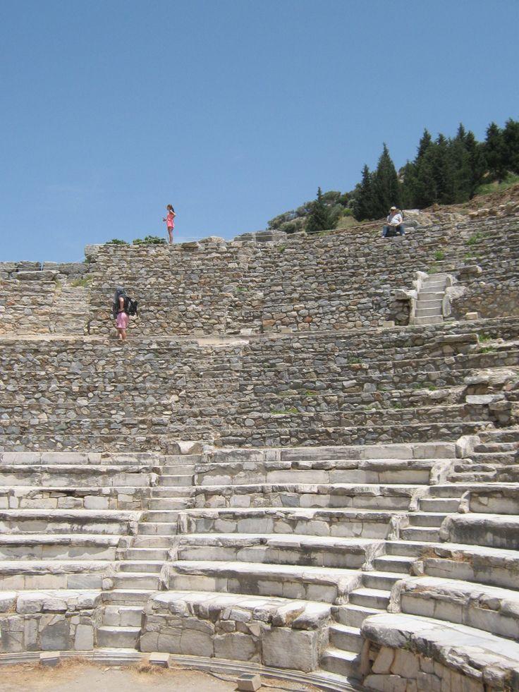 a Theatre in Efeso