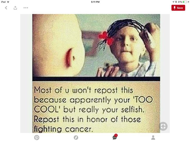 In HONOR of them because sadly just sharing this won't help to get us closer to a cure.