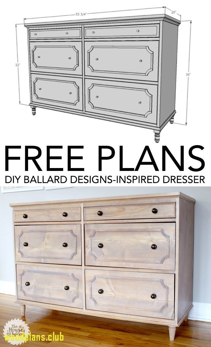 2019 Dresser Plans Free Woodworking Best Office Furniture Check More At Http