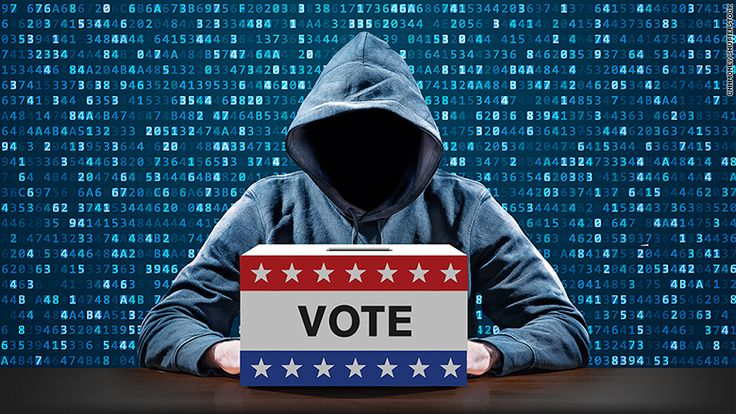 Paranoia about the election worries Silicon Valley. As, their are internet attacks taking place thus the disruption of voters are taking place.
