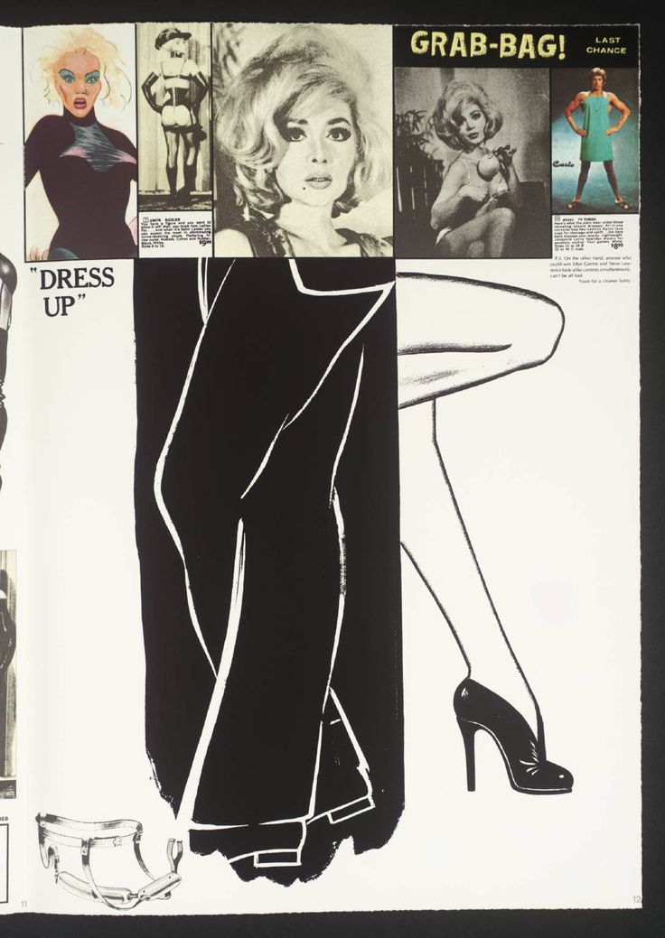 Allen Jones '[no title]', 1976–7 © Allen Jones