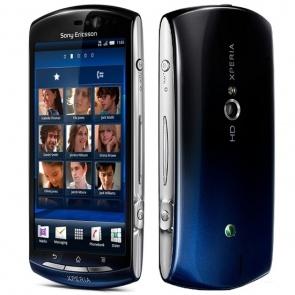 Sony Ericsson MT15I Neo Blue