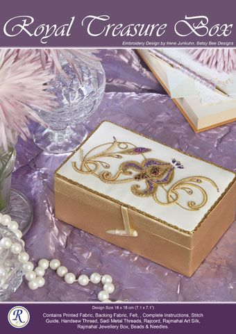 Royal Treasure Box-Kit