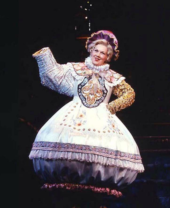 Beauty and The Beast - Broadway. Costumes by Ann Hould Ward