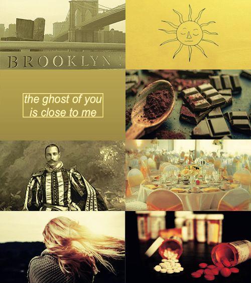 Josephine Jean Astor ~ Aesthetic (Hogwarts Online)