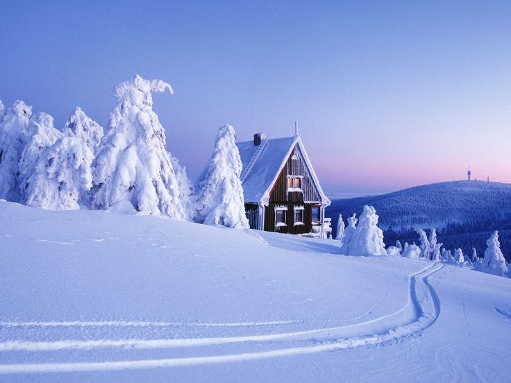 Greece, since greece has 80% mountains, the winters are a true phenomenon! With gorgeous scenic environments just like in the summer