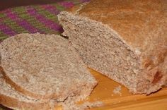 Receita de pão integral delicioso e macio