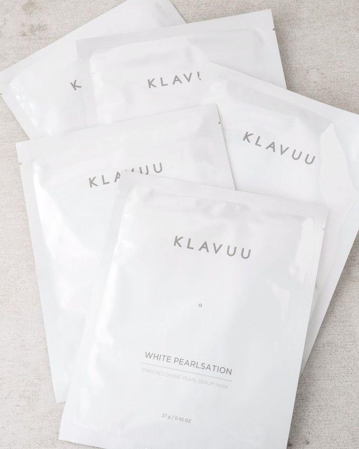 KLAVUU WHITE Pearlsation Pearl Serum Mask