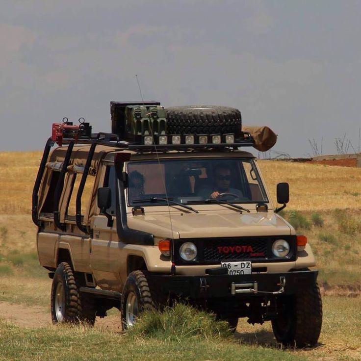 70 Series Land Cruiser