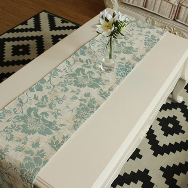 1-Pcs-Table-Runner-Plant-Flowers-Festive-Beautiful-Table-Cloth-New-Modern-Coffee-Table-Flag-Dinner-Table-Mat-HG0385 (6)