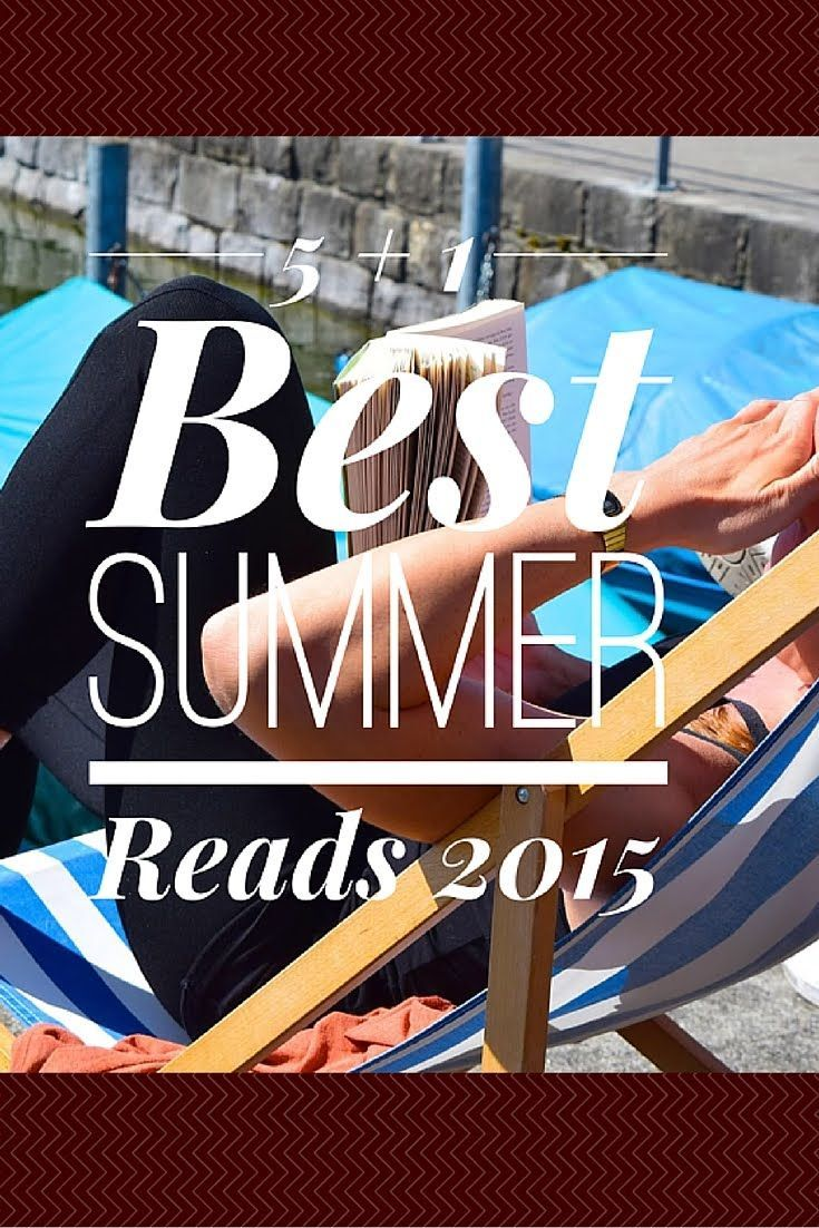 The Good Enuf Mommy: 5 + 1 Best Summer Reads 2015