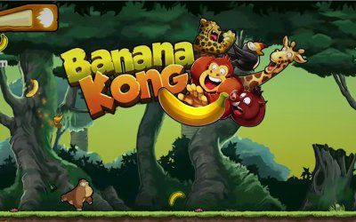 Banana Kong app review