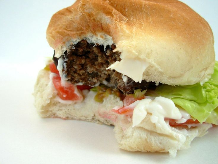 Barbecue Burgers Recipe - How to make  burger patties for the freezer to BBQ later. http://cookingcheat.com/freezer-meals