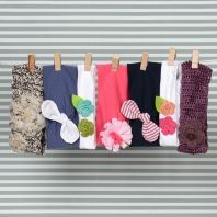 Gorgeous headbands for your little girl - will finish off just about any outfit
