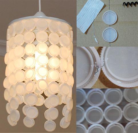 como fabricar una lampara