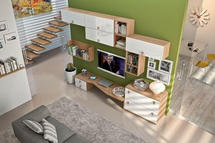 diseño de estanterias modulares