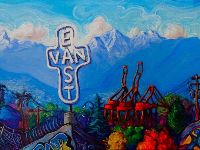 East Van Panorama II