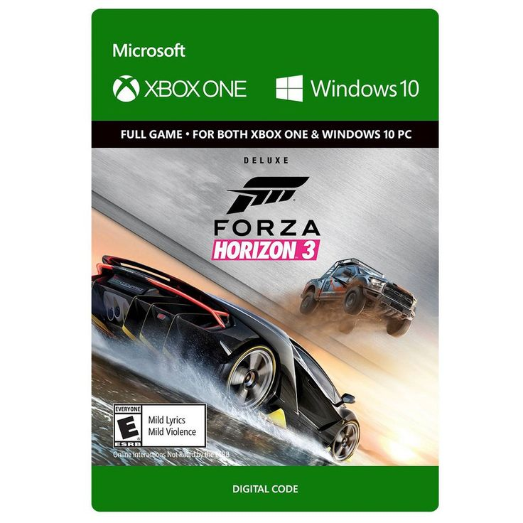 Xbox One Forza Horizon 3 Deluxe Edition $79.99 - Email Delivery