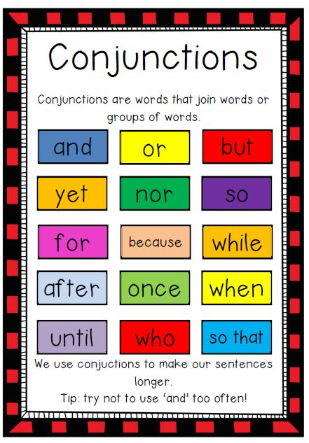 Teaching Compound And Complex Sentences Use This