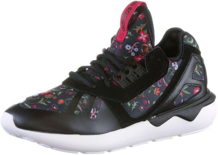 #adidas #Tubular #Runner #W #Sneaker #Damen #core #black/ #vivid #berry -