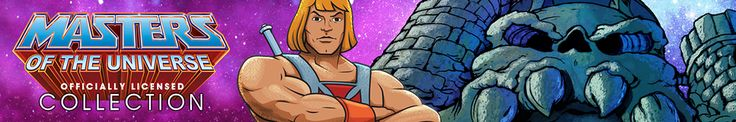 Buy Masters of the Universe T-Shirts, Sweatshirts, Hoodies, and Plush Toys featuring She-Ra and He-Man as well as Orko and Skeletor, too! - page 1