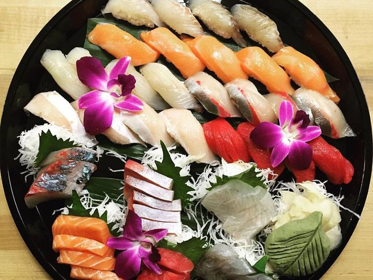 The Most Refreshing Sushi & Sashimi to Enjoy When It's Hot This Summer